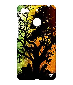 Vogueshell Nature Printed Symmetry PRO Series Hard Back Case for LeEco Le 1s Eco