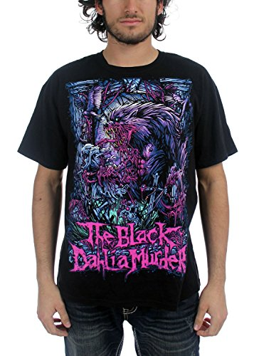 The Black Dahlia Murder - Top - Uomo nero Large