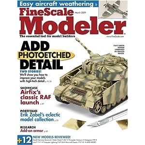 Fine Scale Modeler
