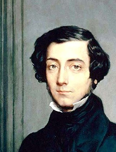 Alexis de Tocqueville - Alexis de Tocqueville and John Stuart Mill on Democracy in America: Volume One (Illustrated) (English Edition)