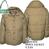 Whitney Down Jacket 7952: Vintage Tan