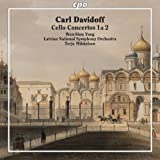 Carl Davidoff: Cello Concertos Nos. 1 & 2by Carl Davidoff
