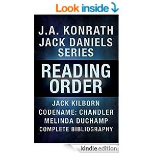 J.a. Konrath Books In Order J.A. Konrath Books in ...