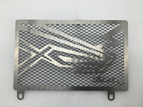 Radiator Grille Guard Cover Protector for 2013 2014 Honda Cb 500f Cb 500x (Fz1 Radiator compare prices)