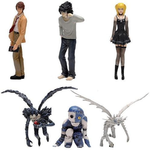 Death Note Selection Trading Figures Blind Box (One Random figure) - 1