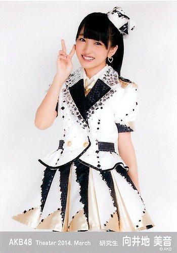 AKB48 公式生写真 Theater 2014.March 月別03月 【向井地美音】