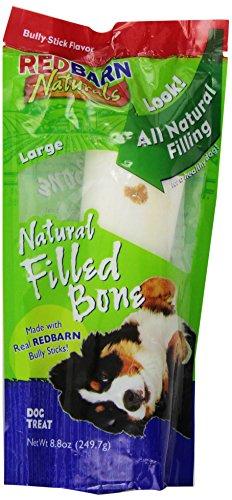 Redbarn Bully Filled Bone, Large