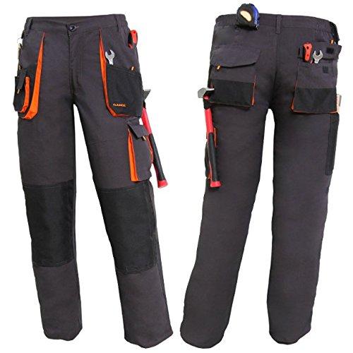 Arbeitshose-Bundhose-Berufsbekleidung-Arbeitskleidung-Gre-52-NEU