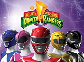 Mighty Morphin Power Rangers Season 2