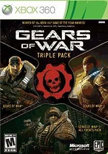 Gears of War Triple Pack - Xbox 360 (Bundle)