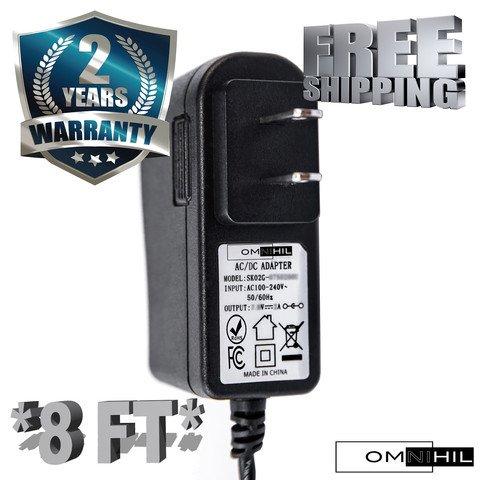ac adapter for motorola mbp43 remote wireless digital video baby monitor 8 39 cord ebay. Black Bedroom Furniture Sets. Home Design Ideas
