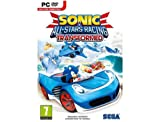 NEW SEALED SONIC & SEGA ALL STARS RACING TRANSFORMED for WINDOWS 7 PC