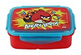 Rovio Angry Bird Lunch Box, 66mm, Red