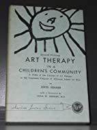 Art Therapy in a Children's Community:…