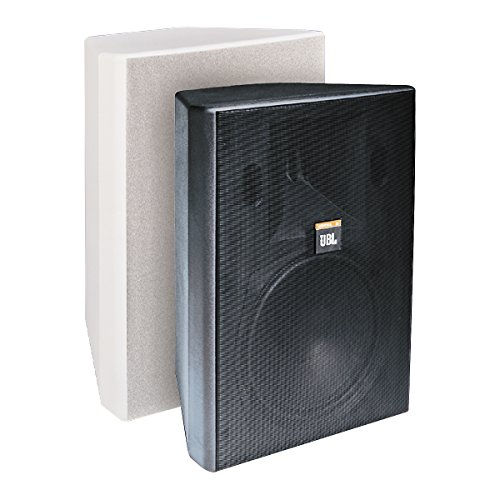"Jbl Control 28 High-Output Two-Way 8"" Indoor/Outdoor Speaker Pair Black"