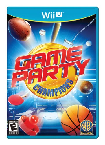 Game Party Champions - Nintendo Wii U - 1