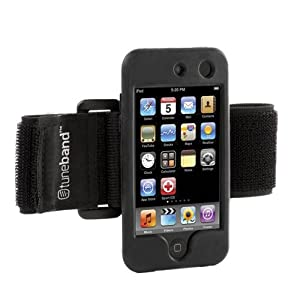 Grantwood Technology's Armband, Silicone Skin, and Screen Protector for iPod