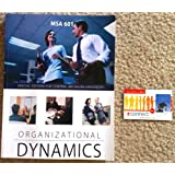 Organizational Dynamics (Special Edition for Central Michigan University)