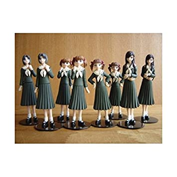 All eight species unopened mini-book with one Fukuzawa Yumi all eight figure Fukuzawa Yumi SR Furukonpu Maria Watches Over Us (red rose (japan import)