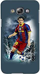 PRINTVISA Sports Football Case Cover For Samsung Galaxy Grand 3