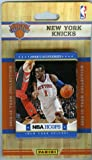 2012/2013 Panini Hoops NBA Basketball New York Knicks Brand New Factory Sealed Complete TEAM Set!! Includes 10 Cards with Amare Stoudemire, Carmelo Anthony, Jeremy Lin, Landry Fields, Tyson Chandler, Steve Novak, Mike Woodson, Iman Shumpert, Steve Novak and Josh Harrellson.