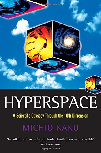 Hyperspace: A Scientific Odyssey Through Parallel Universes, Time Warps And. . . Paper 1st Edition price comparison at Flipkart, Amazon, Crossword, Uread, Bookadda, Landmark, Homeshop18