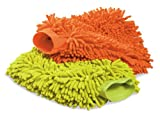 Griots Garage 10268 Micro Fiber Wash Mitt - Set of 2