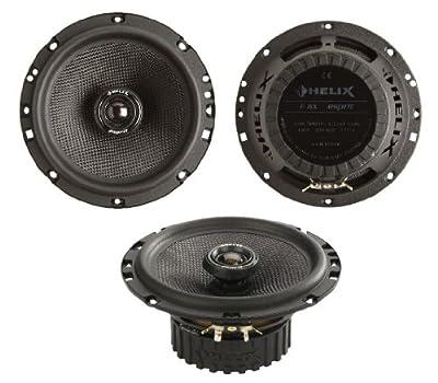 HELIX E6X 2-Wege Koaxialsystem 16,5 cm von HELIX GERMAN CAR HIFI - Reifen Onlineshop