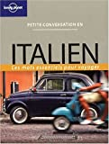 echange, troc Lonely Planet - Petite conversation en Italien