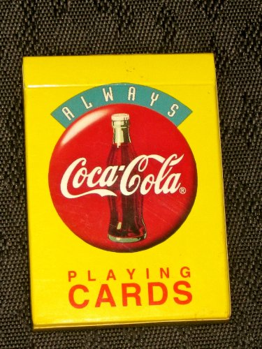 Deck of Always Coca-Cola Playing Cards (Standard Size) Order No. 351; 1994