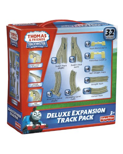 Fisher-Price Thomas the Train: Deluxe Expansion Track Pack