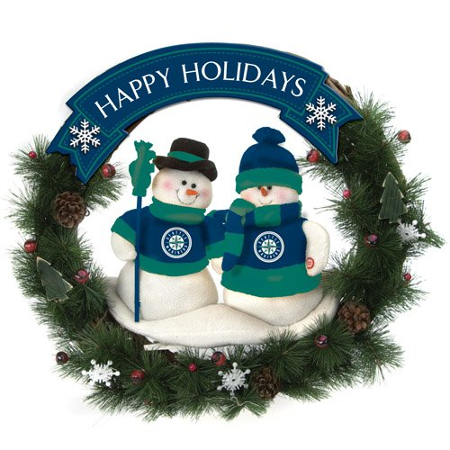 Seattle Mariners Christmas Decorations For The Diehard Fan