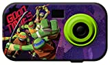 Sakar 97065-INT-URT - Cámara Teenage Mutant Ninja Turtles Digital