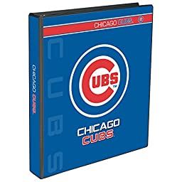 C.R. Gibson 3-Ring Binder, Chicago Cubs (M905375WM)