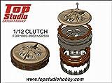 Top Studio 1992-2002 NSR500 クラッチセット 1/12 タミヤ TD23147