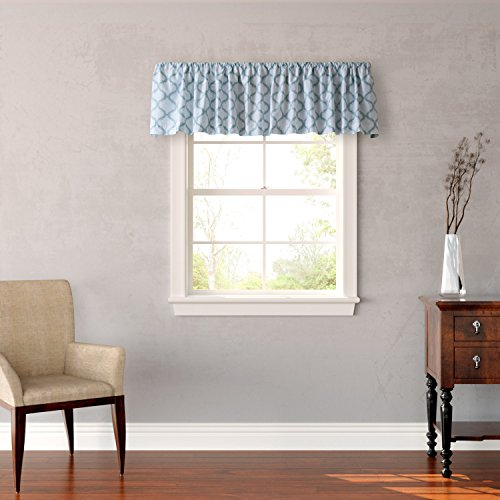 Stone Cottage Savannah Window Valance, Blue