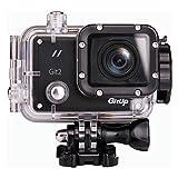 GitUp Git2 Pro 2K WiFi Action Camera 1440P 1.5 Inch LCD Novatek 96660 Chipset IMX206 Image Sensor