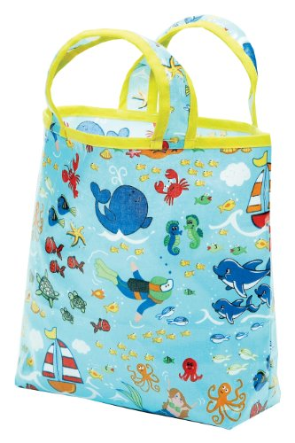 AM PM Kids! Sunday Diaper Bag, Sea Life