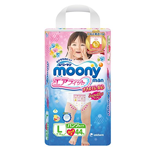 unicharm-diapers-moony-for-girl-underware-style-l-size-44-sheets-japanese-import-