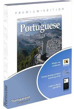 Transparent Portuguese Premium
