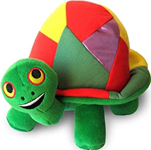 TINGA TINGA TALES TORTOISE 20cm SOFT PLUSH TOY WITH SOUND! as seen on tv