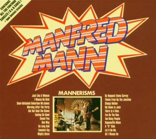 MANFRED MANN - Mannerisms - Zortam Music