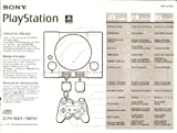 Sony PlayStation 1 System Instruction Manual model SCPH-9001 / 94010 (User's Guide only - No Game System)