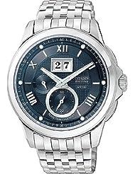 Citizen Men's BT0000-58L Eco-Drive Calibre 3100 Twin Date Watch