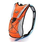 Hydration Pack Water Rucksack Backpack Bladder Bag Cycling...