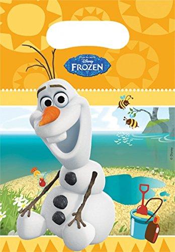 Die Eiskönigin Frozen Disney Olaf Summer Party Tüten