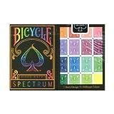 Bicycle Spectrum Playing Cards (Tamaño: 1 PACK)