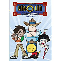 Xiaolin Showdown: The Complete Third Season