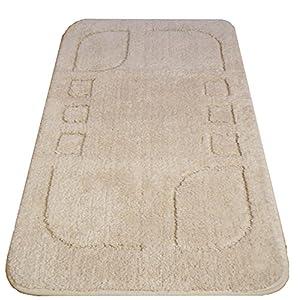 Carezza tappeto bagno cm 65x180   Valutazione del cliente