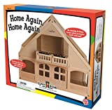 Small World Toys Ryan's Room Wooden Doll House -Home Again, Home Again